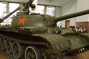 Quân đội Trung Quốc thử nghiệm xe tăng không người lái Type 59