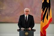 Tổng thống Đức Frank-Walter Steinmeier công du Ấn Độ