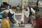 [Video] Độc đáo vở Opera dành cho cho khán giả từ 6-18 tháng tuổi