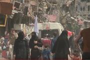 [Video] Phát hiện các container chứa chất hóa học từ Đức tại Syria