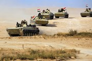 Chiến đấu cơ F-16 của Iraq tiêu diệt hàng chục phiến quân IS ở Syria