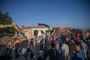 Hàng chục người bị thương trong trận động đất tại Thổ Nhĩ Kỳ