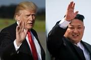 Tổng thống Trump: Có thể không diễn ra cuộc gặp thượng đỉnh Mỹ-Triều