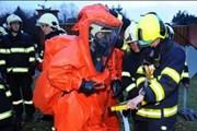 CH Séc: Rò rỉ hóa chất tại nhà máy mỹ phẩm, nhiều người thương vong