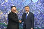 [Video] Ông Kim Jong-un mời Tổng thống Moon Jae-in thăm Triều Tiên