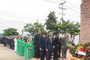 Lễ dâng hương kỷ niệm 128 năm ngày sinh Chủ tịch Hồ Chí Minh tại Lào