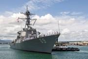 Mỹ đưa tàu khu trục USS Milius tới Đông Á để phòng thủ tên lửa