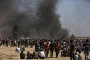 Xe tăng Israel nã đạn vào cứ điểm của phong trào Hamas ở dải Gaza