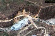 Triều Tiên: Lễ dỡ bỏ bãi thử hạt nhân Punggye-ri kéo dài hơn 5 giờ