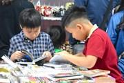 28 học sinh đoạt giải Đại sứ văn hóa đọc Thủ đô năm học 2017-2018