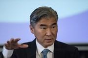Mỹ-Triều Tiên thảo luận tại Panmunjom về hội nghị thượng đỉnh