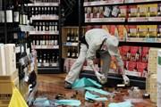 [Video] Hiện trường đổ nát sau vụ động đất 5,9 độ Richter tại Osaka
