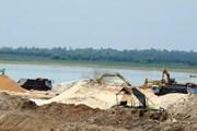 Tây Ninh mạnh tay xử lý nạn khai thác cát trong hồ Dầu Tiếng