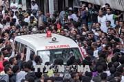 Ethiopia bắt 9 cảnh sát cấp cao sau vụ tấn công lựu đạn ở Addis Ababa