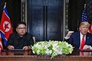Mỹ sẽ sớm gửi cho Triều Tiên kế hoạch thực thi thỏa thuận giữa 2 bên