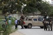 Lại đánh bom gây nhiều thương vong tại cơ quan chính phủ Afghanistan