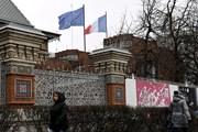 Pháp đóng cửa dịch vụ thương mại, đầu tư của đại sứ quán ở Nga