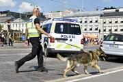 Cảnh sát Phần Lan bắt giữ hàng chục người biểu tình tại Helsinki