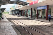 Đề nghị cách chức trưởng ga Nha Trang để 2 tàu vào cùng đường ray