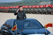 """Triều Tiên dường như đang thực hiện chính sách """"Cây gậy và củ cà rốt'"""