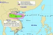 Bão số 3 giật cấp 11 mở rộng ảnh hưởng tới ven biển Quảng Bình