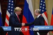 Mỹ xúc tiến tổ chức thượng đỉnh Trump-Putin tại Washington