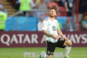 Ngôi sao Lionel Messi tạm thời chia tay đội tuyển quốc gia
