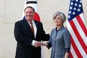 Mỹ và Hàn Quốc thảo luận về nỗ lực phi hạt nhân hóa Triều Tiên