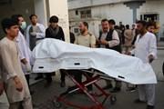 [Video] Đánh bom liều chết tại Afghanistan, hơn 100 người thương vong