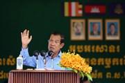 Chính phủ Campuchia muốn lập Hội đồng tham vấn với các chính đảng