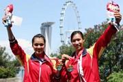 Rowing Việt Nam giành thêm 4 huy chương vàng