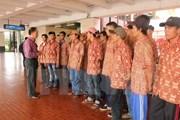 Thái Lan trao trả 9 ngư dân Việt Nam bị bắt giữ từ tháng 8/2016