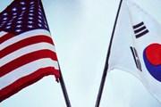 Hàn Quốc và Mỹ nhóm họp về thỏa thuận thương mại tự do hai bên