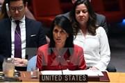 Đại sứ Mỹ: Tổng thống Trump tăng khả năng giải quyết vấn đề Triều Tiên