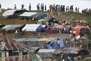 Lãnh đạo ASEAN đầu tiên thăm người tị nạn Rohingya ở Bangladesh