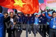 Festival Thanh niên và Sinh viên 19: Góc Việt Nam trong lòng bè bạn