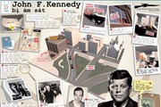 Mỹ sẽ công bố tài liệu mật về vụ ám sát Tổng thống John Kennedy