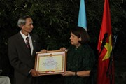 ICAV - cầu nối hữu nghị giữa hai nước Argentina và Việt Nam