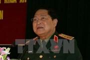 Việt Nam dự Hội nghị Bộ trưởng Quốc phòng ASEAN ở Philippines