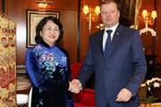 Thúc đẩy mạnh mẽ quan hệ hợp tác song phương Việt Nam-Litva