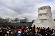 Mỹ kêu gọi vượt qua chia rẽ, bất hòa trong Ngày Martin Luther King