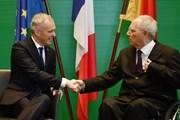 Quốc hội Đức, Pháp kỷ niệm 55 năm ngày ký Hiệp ước Elysée