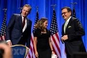 Tổng thống Trump muốn nhanh chóng kết thúc đàm phán NAFTA