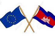EU khẳng định tiếp tục ủng hộ và củng cố hợp tác với Campuchia