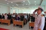 Đà Nẵng: Kỷ niệm 30 năm ngày các chiến sỹ hy sinh ở đảo Gạc Ma