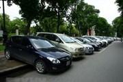 TP.HCM áp mức phí mới với ôtô đỗ tạm tại lòng lề đường từ 1/6