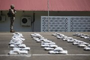 Paraguay tịch thu gần 10 tấn cần sa vận chuyển tới Argentina