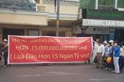 Thành phố Hồ Chí Minh điều tra đường dây tiền ảo đa cấp
