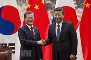 Hàn Quốc-Trung Quốc họp bàn hợp tác kinh tế sau 2 năm gián đoạn