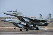 Belarus chuyển giao 4 máy bay chiến đấu MiG-29 cho Serbia
